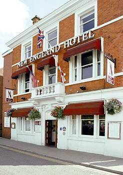 The New England Hotel Cover Picture