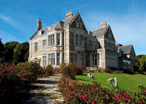 Treloyhan Manor Hotel Cover Picture
