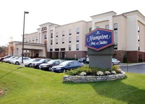 Hampton Inn & Suites Albany-Airport Cover Picture