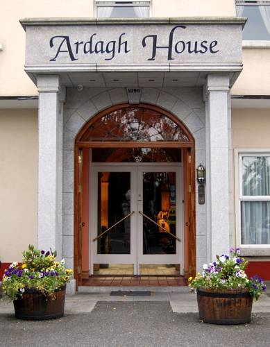 Ardagh House Cover Picture