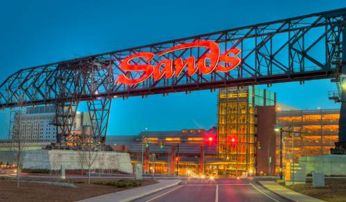 Sands Casino Resort Bethlehem Cover Picture