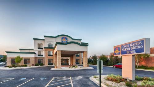 Best Western PLUS Coon Rapids Metro North Cover Picture