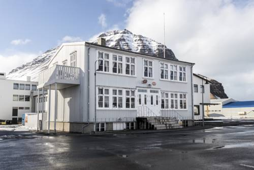 Einarshúsid Guesthouse Cover Picture