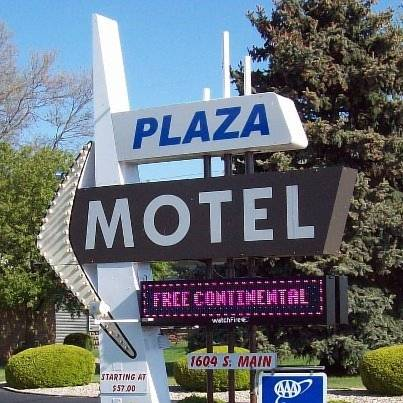 The Plaza Motel Cover Picture