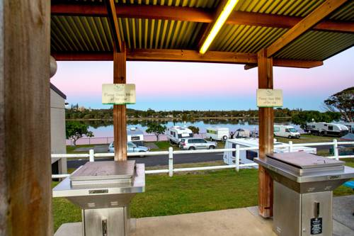 North Coast Holiday Parks Shaws Bay Cover Picture