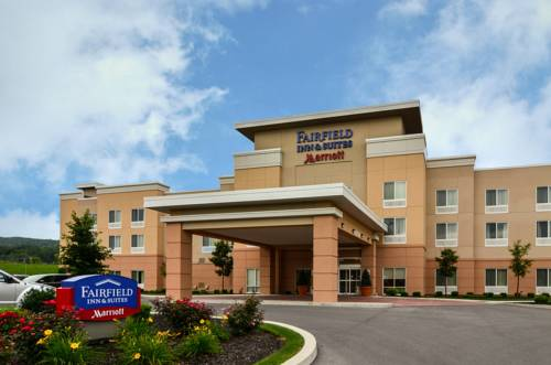 Fairfield Inn & Suites Huntingdon Raystown Lake Cover Picture