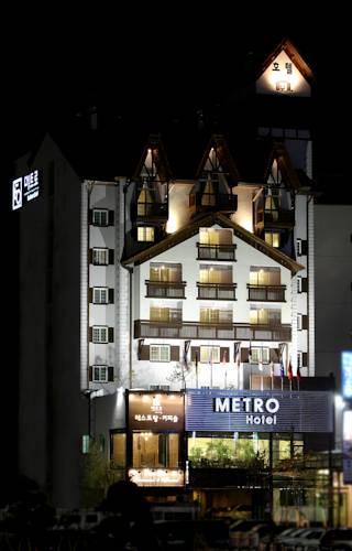 Cheonan Metro Tourist Hotel Cover Picture