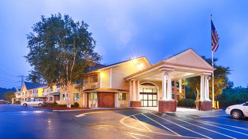 Best Western Plus The Inn at Sharon/Foxboro Cover Picture