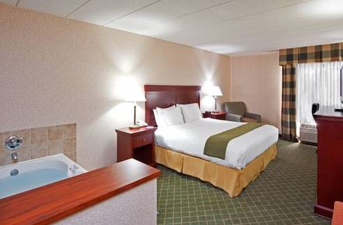 Holiday Inn Express Hotel & Suites Dayton-Huber Heights Cover Picture