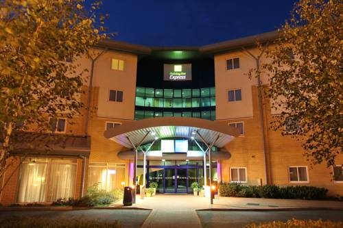 Holiday Inn Express Southampton - M27, J7 Cover Picture