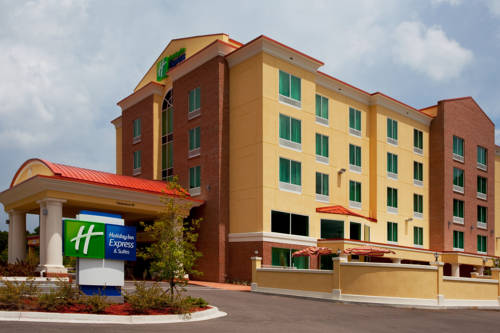 Holiday Inn Express Hotel & Suites Chaffee - Jacksonville West Cover Picture