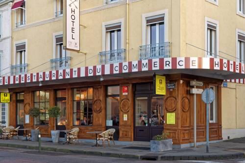 Logis Hôtel Du Commerce Cover Picture