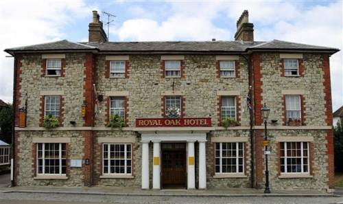 The Royal Oak Hotel Cover Picture