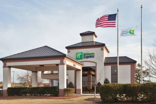 Holiday Inn Express New Bern Cover Picture