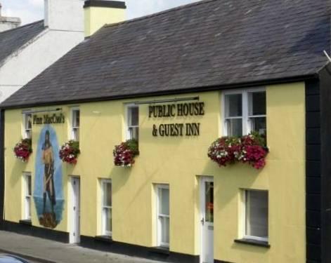 Finn MacCools Public House & Guest Inn Cover Picture