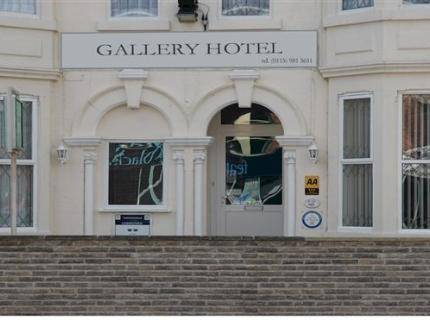 The Gallery B&B Cover Picture