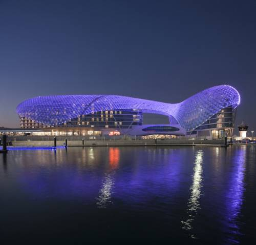 Yas Viceroy Abu Dhabi Cover Picture