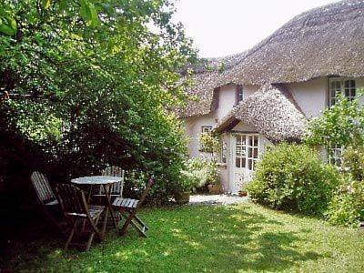 The Thatch Cottage Cover Picture
