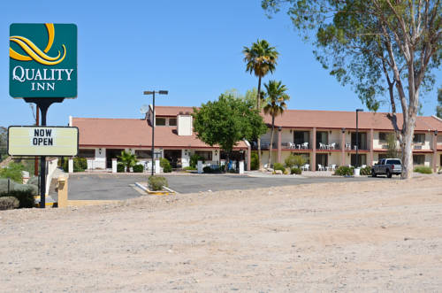 Quality Inn Wickenburg Cover Picture