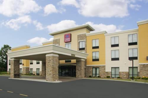 Comfort Suites Cicero - Syracuse North Cover Picture