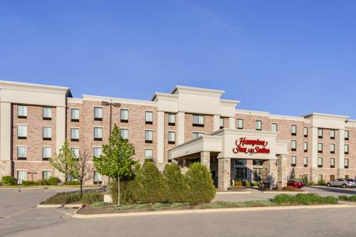 Hampton Inn & Suites West Bend Cover Picture