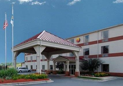 Comfort Inn Frederick Cover Picture