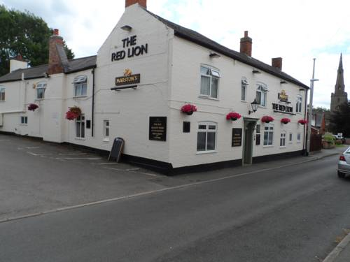 Red Lion Cover Picture