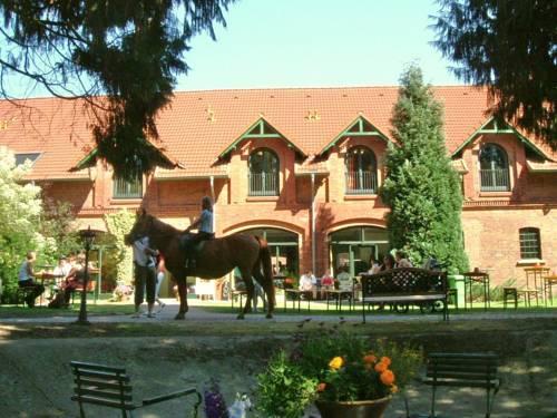Gästehaus Schlossgarten Cover Picture