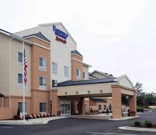 Fairfield Inn and Suites by Marriott South Boston Cover Picture
