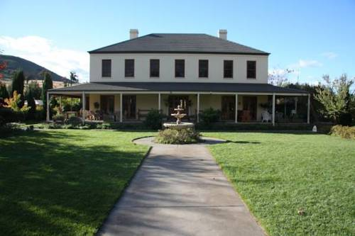 Ginninderry Homestead Cover Picture