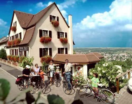 Hotel Neckarblick garni Cover Picture
