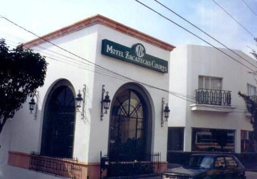 Motel Zacatecas Courts Cover Picture