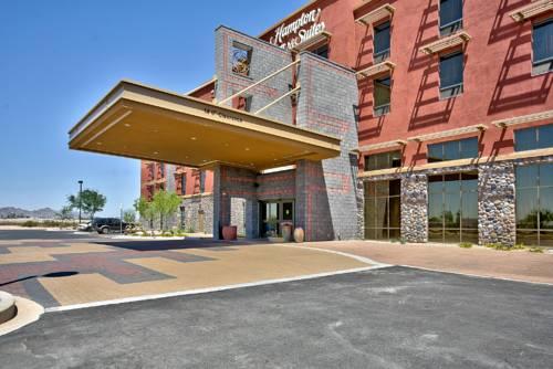 Hampton Inn & Suites Scottsdale Riverwalk Cover Picture