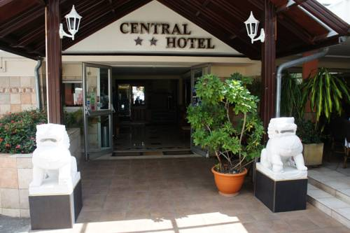 Central Hotel Cover Picture