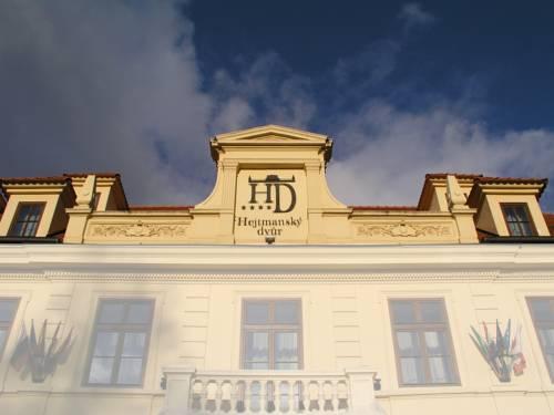 Hotel Hejtmanský dvůr Cover Picture