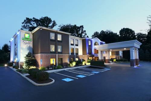 Holiday Inn Express Hotel & Suites West Chester Cover Picture