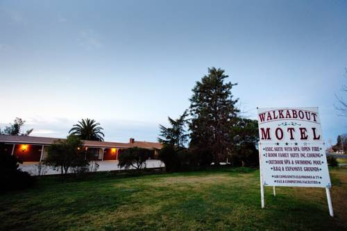Walkabout Motel Cover Picture