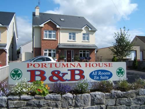 Portumna House B&B Cover Picture