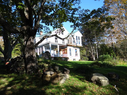 Chamcook Forest Lodge Bed & Breakfast Cover Picture