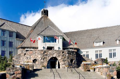 Timberline Lodge Cover Picture