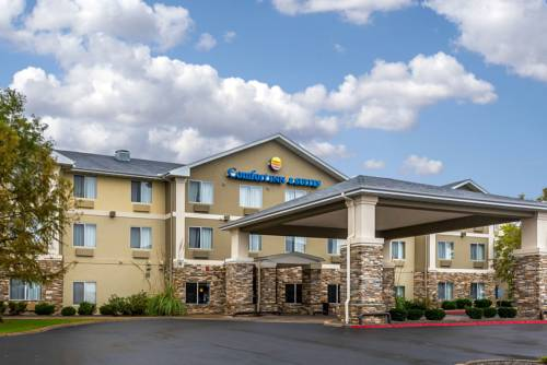 Comfort Inn & Suites Pittsburg Cover Picture