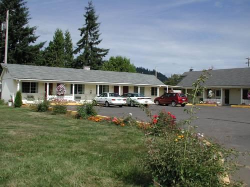 Valley Inn Motel - Lebanon Oregon Cover Picture