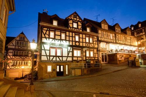Altstadt-Hotel Gelnhausen Cover Picture