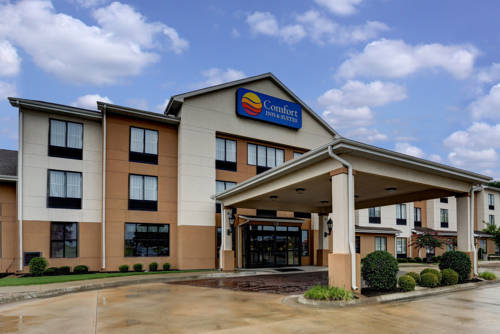 Comfort Inn & Suites Blytheville Cover Picture