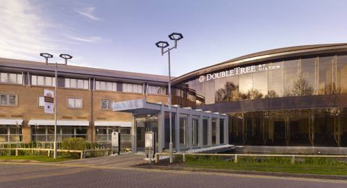 DoubleTree by Hilton Hotel Nottingham - Gateway Cover Picture