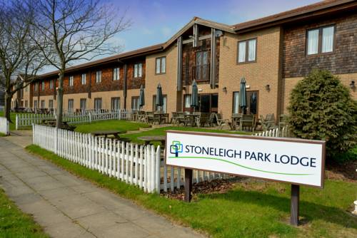 Stoneleigh Park Lodge Cover Picture