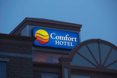 Comfort Hotel Bayer's Lake Cover Picture
