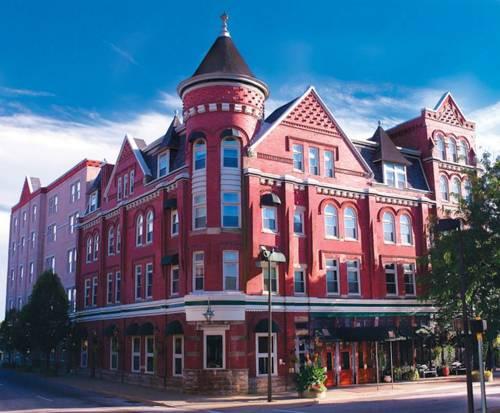 Blennerhassett Hotel Cover Picture