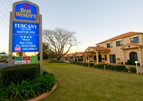 Best Western Tuscany on Tor Motor Inn Cover Picture