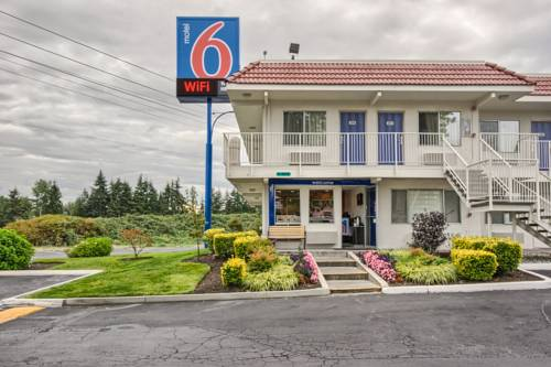 Motel 6 Everett South Cover Picture